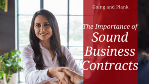 Retain a Lancaster Business Attorney to Secure Your Business Contracts or Theirs!