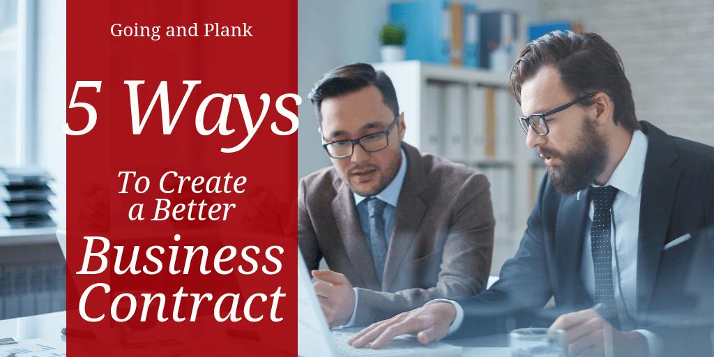 5-ways-business-contract-Lancaster-County-Pennsylvania