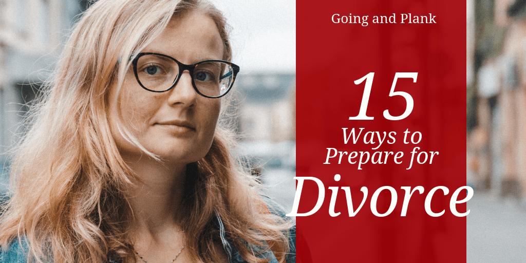 The Divorce Checklist