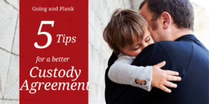 Trapped in Custody Battle? Get 5 Tips for a Better Agreement.