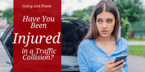 Steps to Take After a Personal Injury Traffic Accident