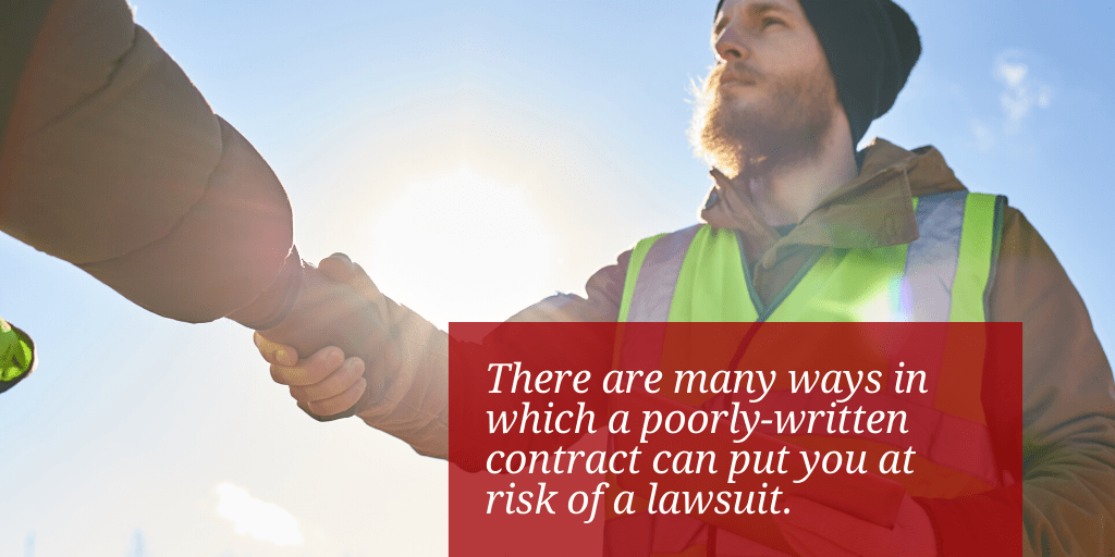poorly-written-contracts-Lancaster-County-Pennsylvania