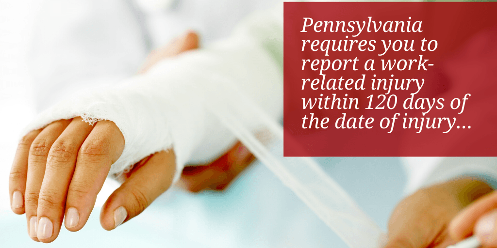 report-injury-Lancaster-County-Pennsylvania-denied-workers-compensation