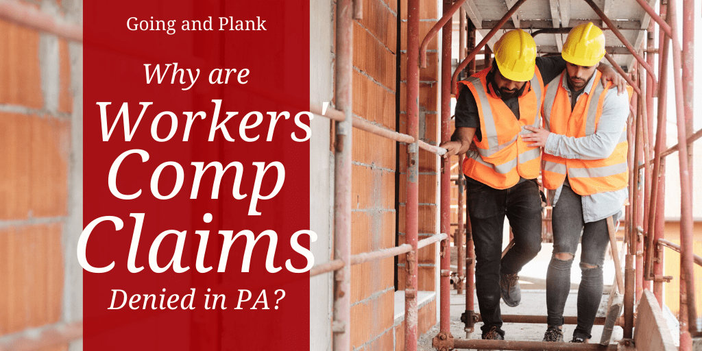 Denied Workers' Comp Claims Happen, But They Can be Appealed