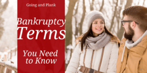 Bankruptcy Terms You Need to Know