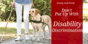 Don't Put Up With Disability Discrimination in Lancaster County Workplaces