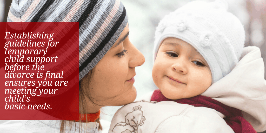 temporary-child-support-Lancaster-County-Pennsylvania