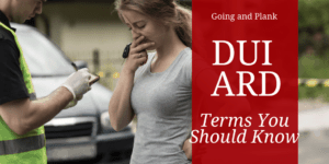 DUI and ARD Terms You Need to Know in Lancaster County