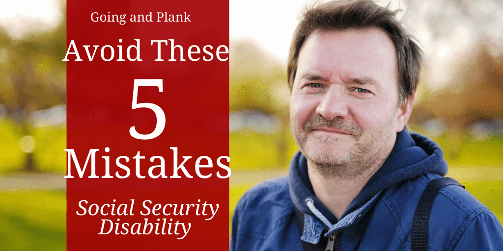 five-mistakes-social-security-disability-Lancaster-County-Pennsylvania