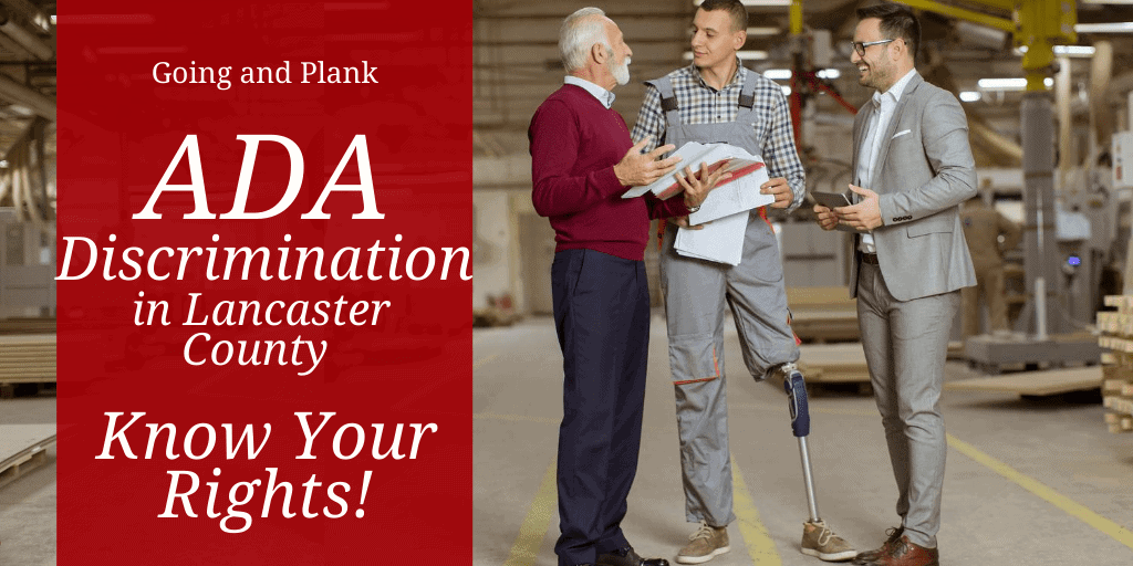 ada-discrimination-Lancaster-County-Pennsylvania
