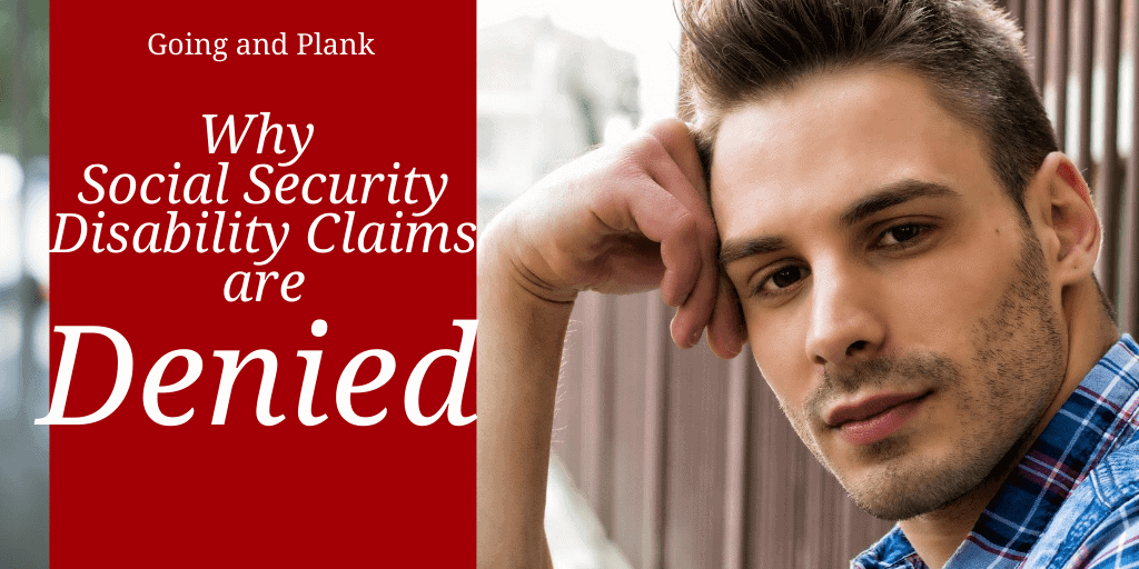 Why so Many Social Security Disability Claims are Refused Because of Paperwork Errors