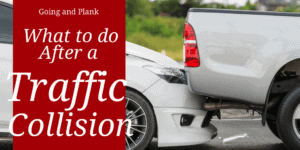 Personal Injury: What To Do After a Traffic Collision