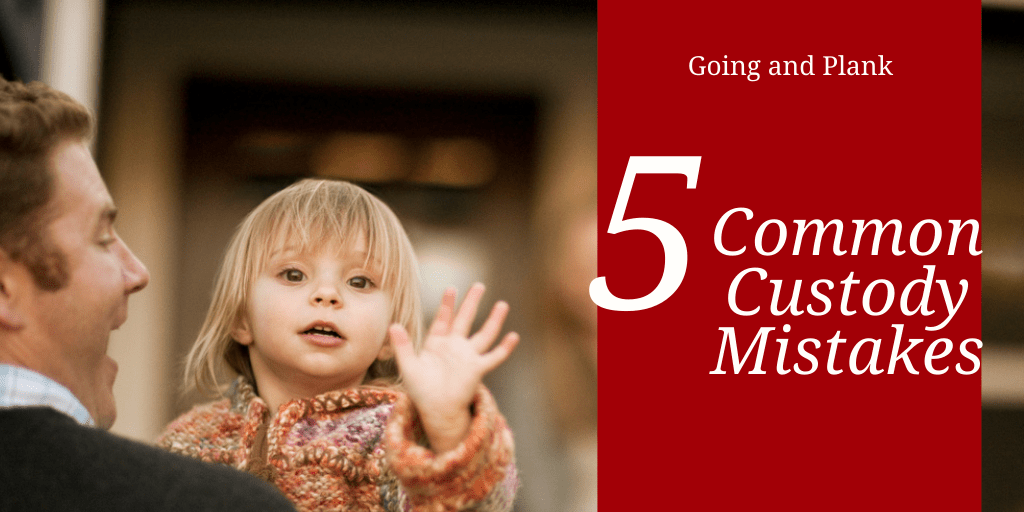 We Reveal Five Common Custody Mistakes and How Parents in Lancaster County can Avoid Them