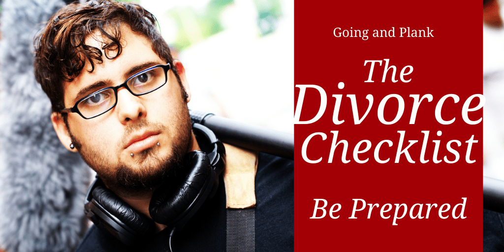Make Sure You're Prepared for Divorce With This Checklist