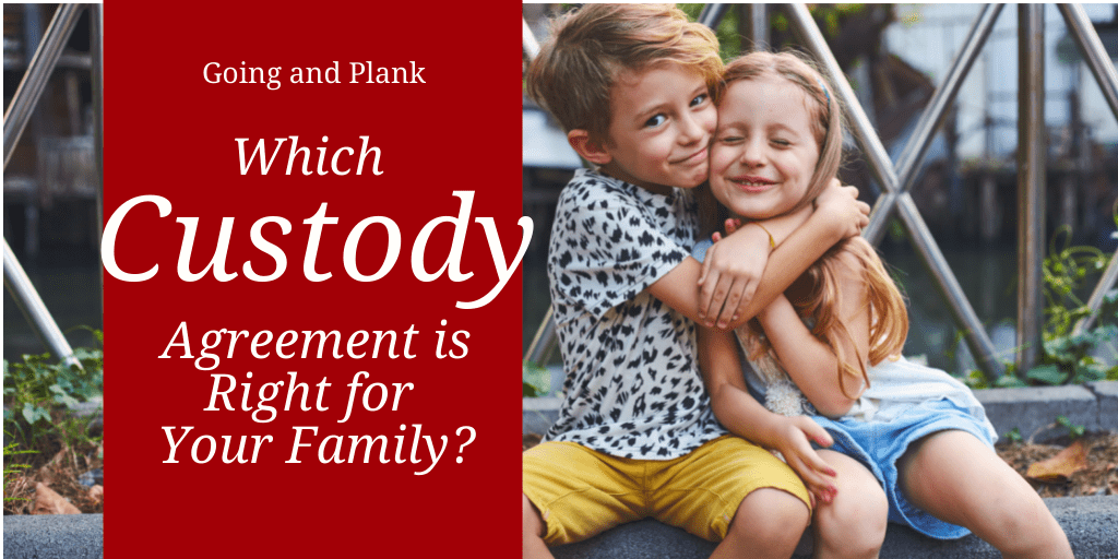 Do You Know Which Child Custody Schedule is Right for Your Family? We Explain 60/40, 70/30, and Other Custody Arrangements.