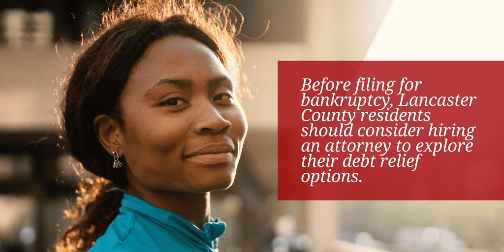 debt-relief-bankruptcy-Lancaster-County-Pennsylvania