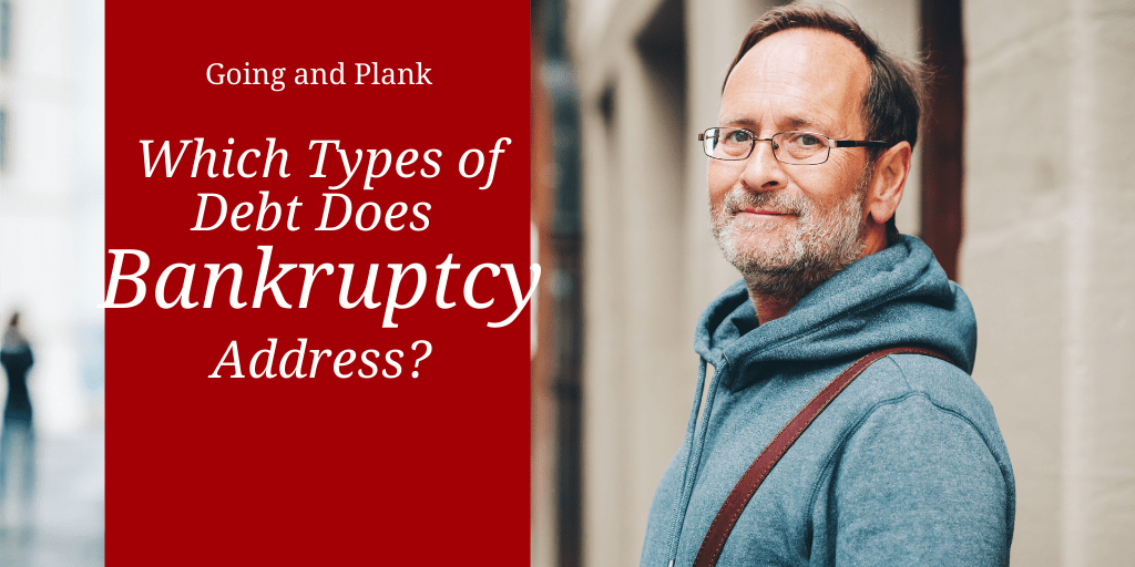 Many Lancaster County Residents Consider Filing for Bankruptcy at Some Time, but it Won't Eliminate all Types of Debt.